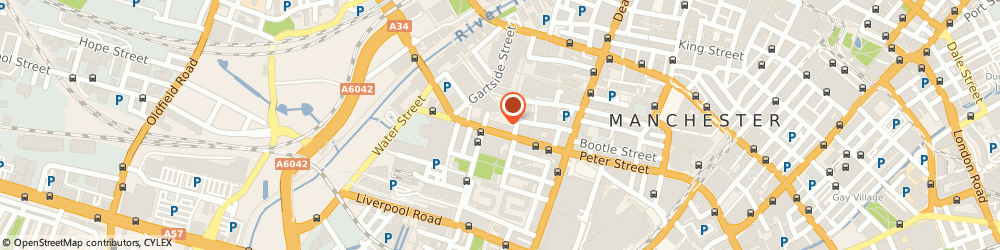 Route/map/directions to The Professional Cleaning Co, M3 3JE Manchester, 1 Spinningfields Quay St