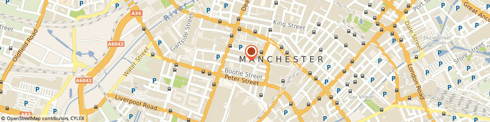 Route/map/directions to ProBalance Health, M2 5WD Manchester, Mr Andrew J Jef Jackson's Row