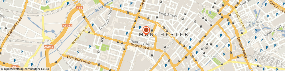 Route/map/directions to ProBalance Health, M2 5WD Manchester, 5 Jackson's Row