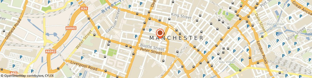Route/map/directions to Viridian Consulting Engineers Ltd, M2 5WA Manchester, Lloyds House, 18 Lloyd Street