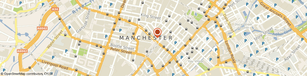Route/map/directions to Euro Catering Equipment, M2 4EG Manchester, 73-75 PRINCESS ST