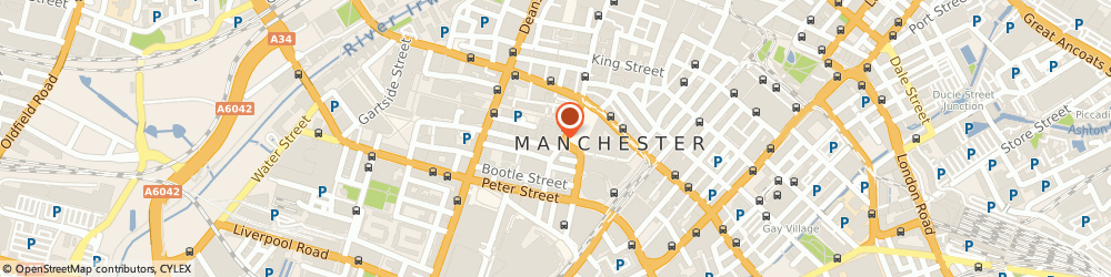 Route/map/directions to National Westminster Bank Group Property, M2 5HD Manchester, 11-12 ALBERT SQUARE, 4TH FLOOR HERON HOUSE