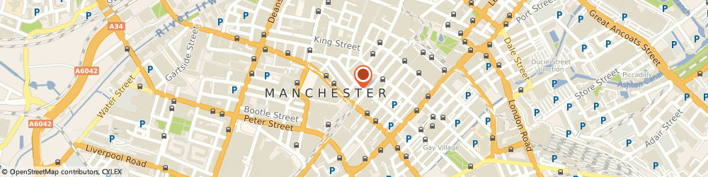 Route/map/directions to Shm Smith Hodgkinson Ltd., M2 2FW Manchester, Waldorf House, 5 Cooper Street