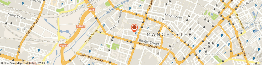 Route/map/directions to Genwat Limited, M3 3AA Manchester, 1 SCOTT PLACE, 2 HARDMAN STREET