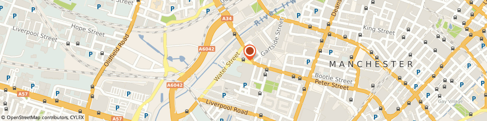 Route/map/directions to Young Street Chambers, M3 4PR Manchester, 76, Quay St