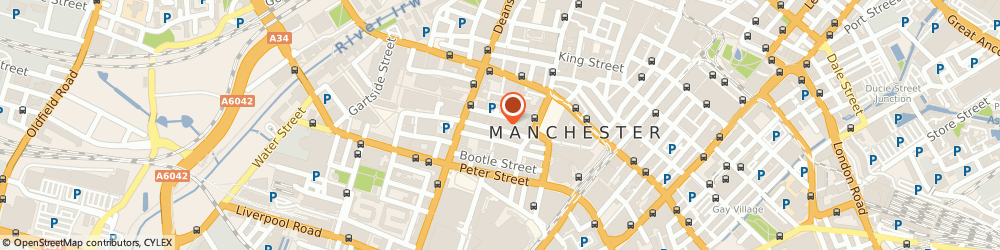Route/map/directions to Chrysalis Home Care, M2 5HX Manchester, 28 Queen St