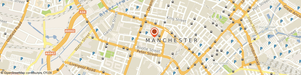 Route/map/directions to Firecask, M2 5HT Manchester, 6th Floor, Queens House, Queen Street