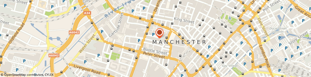 Route/map/directions to Explore Your Mind, M2 5HX Manchester, Alexandra Buildings, 28 Queen St