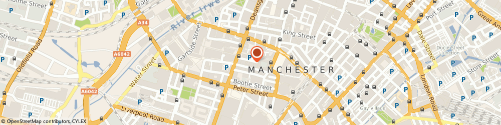 Route/map/directions to Manchester Building Society Queens Court, M2 5HX Manchester, 24 Queen St