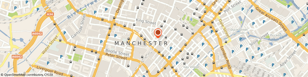 Route/map/directions to Buro Four Project Services Ltd, M2 4AF Manchester, 31 Booth St