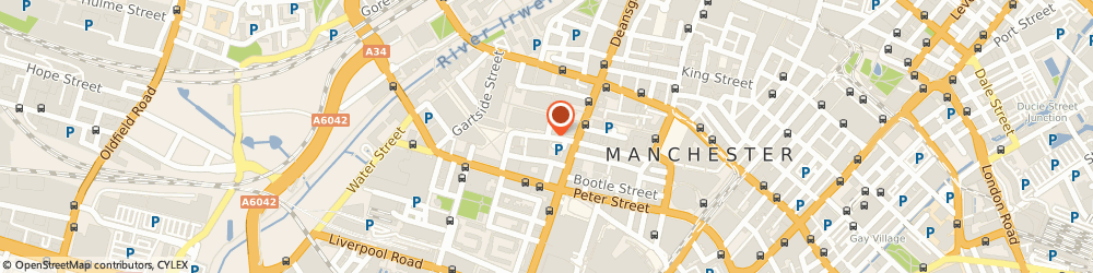 Route/map/directions to Cheetham Bell Jwt, M3 3HF Manchester, 1 Hardman Street