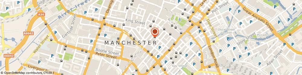 Route/map/directions to Eventcover Education Limited, M2 3HZ Manchester, 5TH FLOOR, 61 MOSLEY STREET