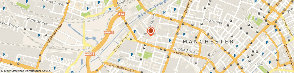 Route/map/directions to RBS The Royal Bank of Scotland MANCHESTER, M3 3EB Manchester, 3 Hardman Boulevard