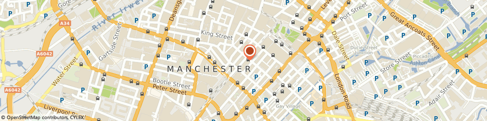 Route/map/directions to Halifax MANCHESTER, M2 3HZ Manchester, 58 Mosley Street