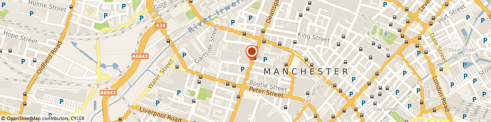 Route/map/directions to Coutts MANCHESTER, M3 3AP Manchester, 1 Spinningfields Square