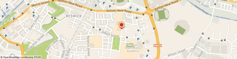 Route/map/directions to The Grange Community Resource Centre, M11 3TQ Manchester, 4 Pilgrim Dr