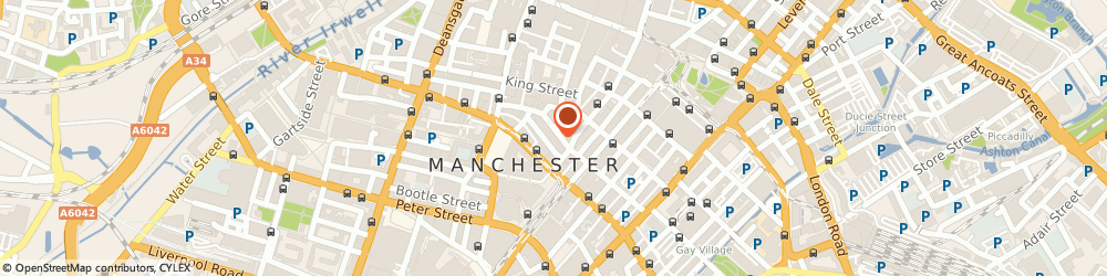 Route/map/directions to Wide World Life Coaching, M2 4AW Manchester, 12 Booth St