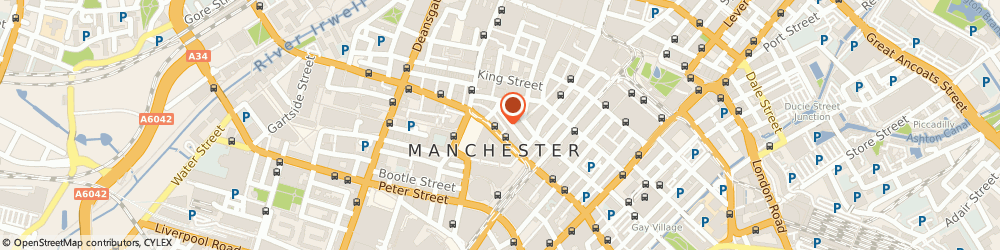 Route/map/directions to Clickoo, M2 4EW Manchester, 31 Princess Street