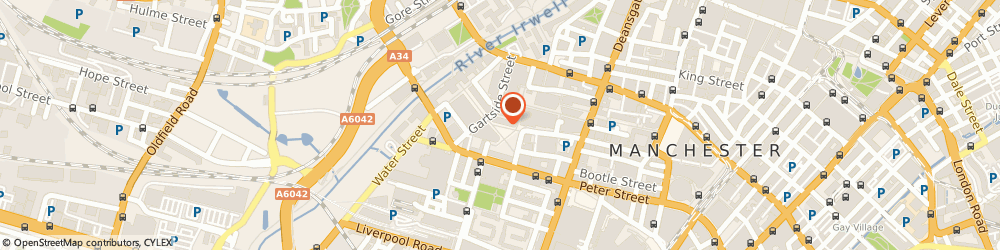Route/map/directions to Big Cars, M3 3EB Manchester, Grant Thornton Uk Llp, 4 Hardman Square, Spinningfields
