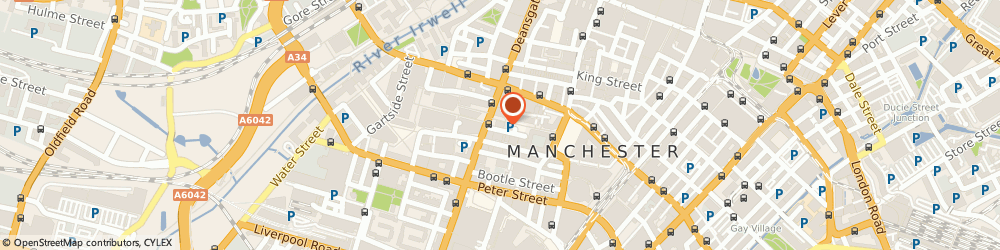 Route/map/directions to Bruntwood Business Centres Ltd, M3 3WR Manchester, 129 Deansgate