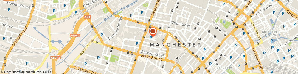 Route/map/directions to True You Skin Clinic Manchester, M3 3WR Manchester, 129 DEANSGATE