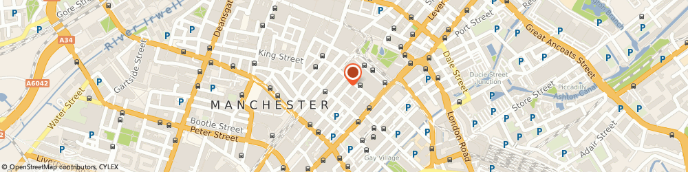 Route/map/directions to Faithful+Gould MANCHESTER, M1 4HN Manchester, 3 New York Street