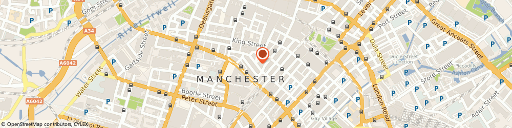 Route/map/directions to M.h Financial Services Ltd, M2 4AF Manchester, HENRY PILLING HOUSE, BOOTH STREET