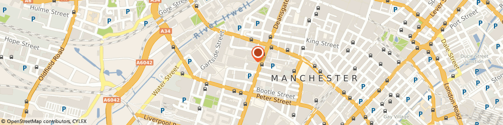 Route/map/directions to NatWest - MANCHESTER, M3 3LY Manchester, Manchester Spinningfields Square, 182 Deansgate