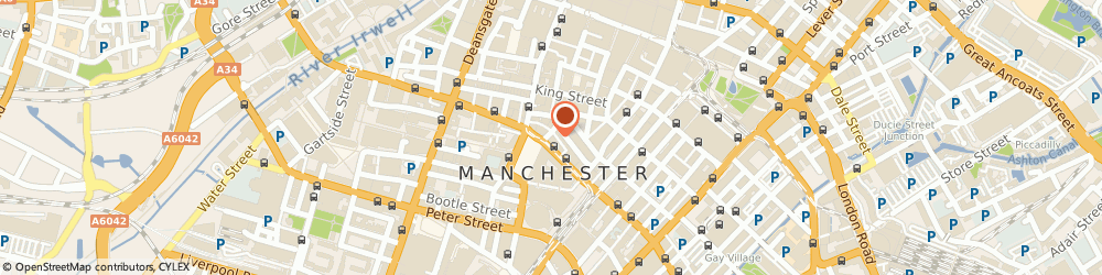 Route/map/directions to Whittles Solicitors, M2 4ER Manchester, 23 Princess Street