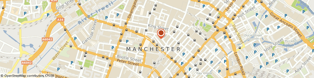 Route/map/directions to Abbey College, M2 4BY Manchester, 20 KENNEDY ST, 2