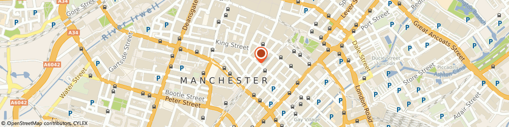 Route/map/directions to Prime Power Solution, M2 3HZ Manchester, International House, 61 Mosley Street