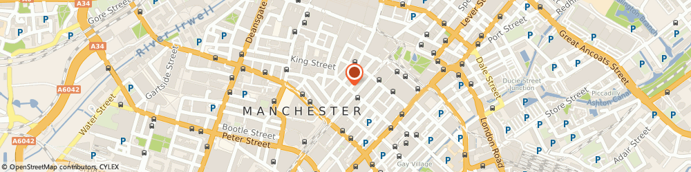 Route/map/directions to Spring Technology MANCHESTER, M2 2BY Manchester, 55 Spring Gardens