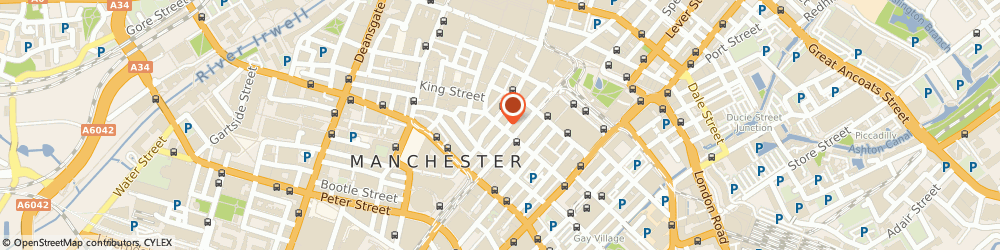 Route/map/directions to Midland Private Banking, M60 2RX Manchester, 5TH FLOOR 56 SPRING GARDENS