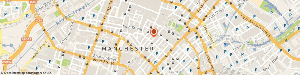 Route/map/directions to Berlitz Manchester, M2 3HQ Manchester, 55 Mosley Street
