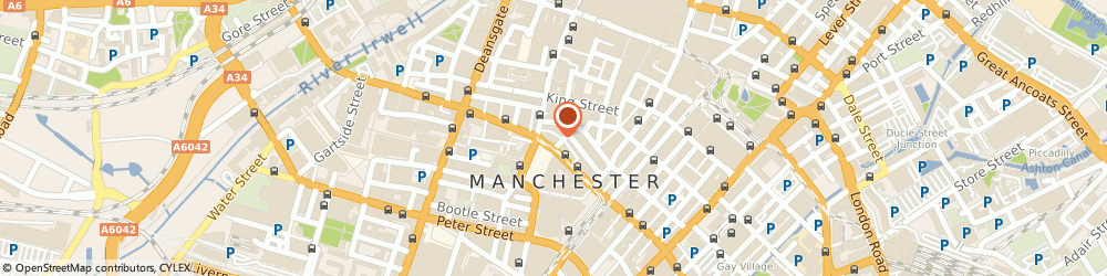 Route/map/directions to Rc Property Management Limited, M2 4DN Manchester, NORTHERN ASSURANCE BUILDING, 9/21 PRINCESS STREET