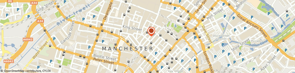 Route/map/directions to Brook Street Recruitment Company - Manchester, M2 2BY Manchester, 55 Spring Gardens
