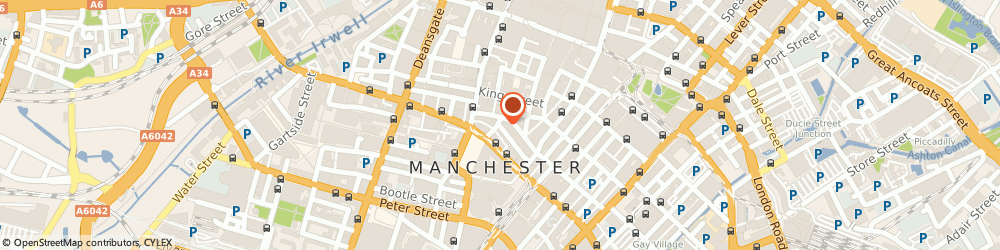 Route/map/directions to Blackwood Structural Design, M2 4BY Manchester, 14 KENNEDY ST, 2