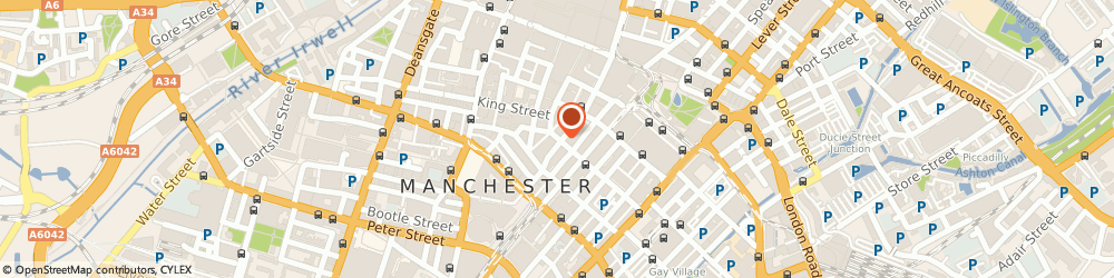 Route/map/directions to Hq Global Workplaces, M2 1EW Manchester, THE CHANCERY 58 SPRING GARDENS