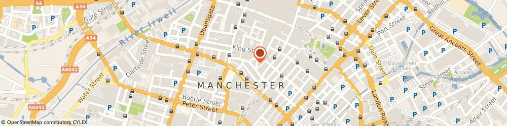 Route/map/directions to Hsb Engineering Insurance Services Ltd, M2 2JT Manchester, 50 Brown St