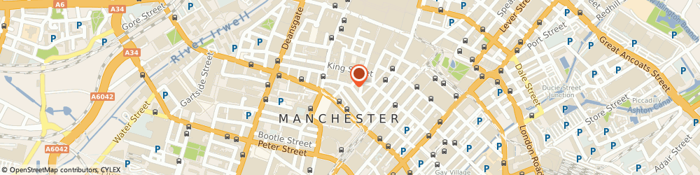 Route/map/directions to Rmap Consulting Ltd, M2 4AT Manchester, APARTMENT 14 THE CHAMBERS, 2-6 BOOTH STREET