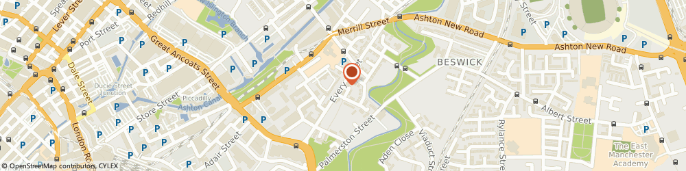 Route/map/directions to Manchester Miracle Centre, M4 7DQ Manchester, EVERY STREET