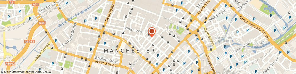 Route/map/directions to Right Surveyors Manchester, M2 2AN Manchester, 53 FOUNTAIN STREET