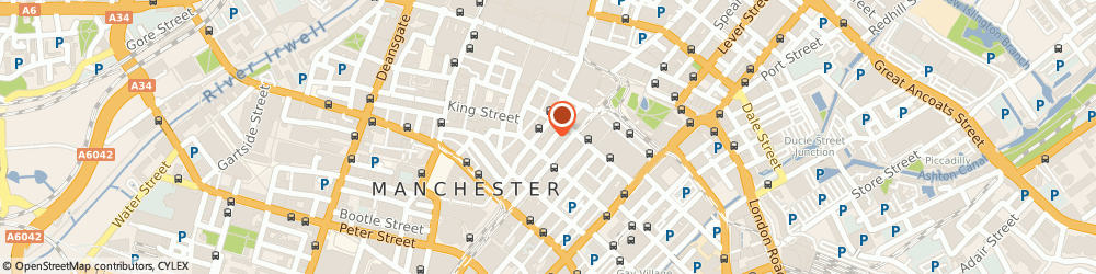 Route/map/directions to WEST YORKSHIRE ACCOUNTANTS & BUSINESS ADVISERS LIMITED, M2 2AN Manchester, 53 Fountain Street