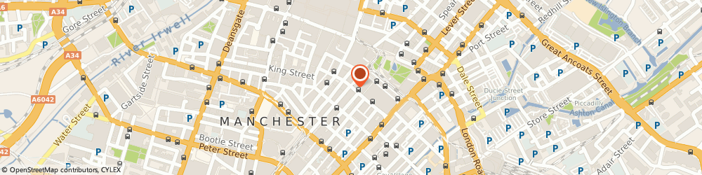 Route/map/directions to Teacheractive Manchester, M1 4BT Manchester, New York St