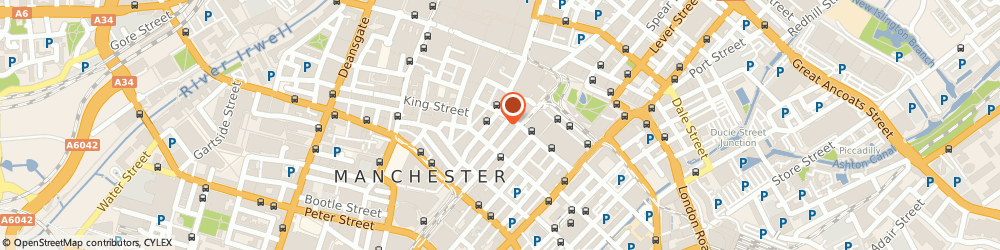 Route/map/directions to R3 Manchester, M2 3BB Manchester, 20 York St, York House