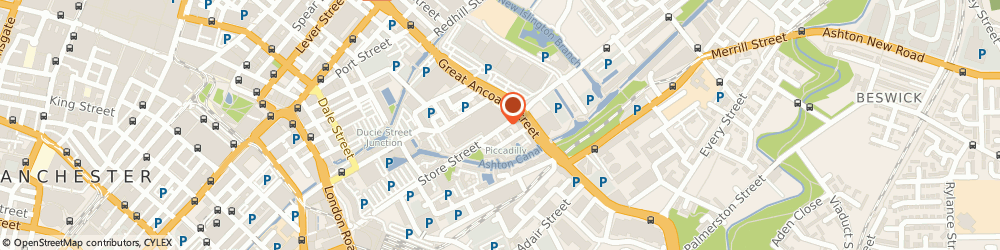 Route/map/directions to A r Stockton Ltd, M4 6DU Manchester, 140 Great Ancoats Street