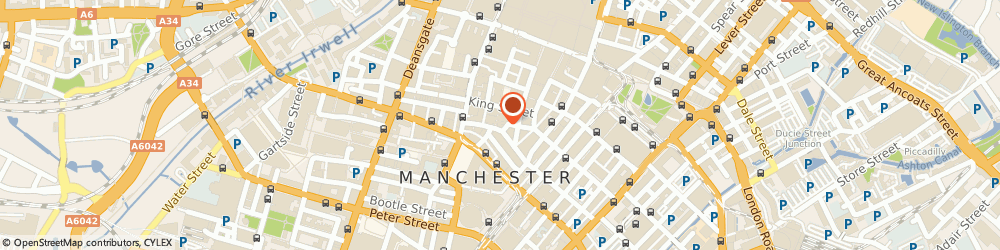 Route/map/directions to Cg Recovery Limited, M2 4DU Manchester, Greg's Building, 1 Booth Street