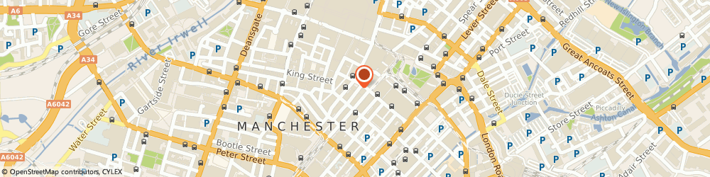 Route/map/directions to Instinct Resourcing Limited, M2 3BB Manchester, 2Nd Floor York House, York Street