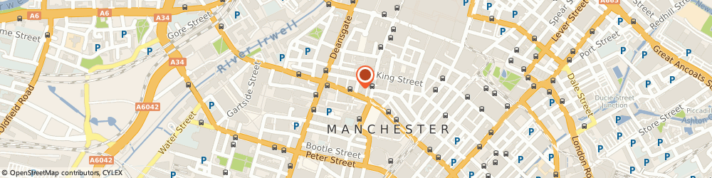 Route/map/directions to Hanlons Law Costs Draftsmen & Consultants, M2 6DN Manchester, 9 St James's Square