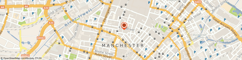 Route/map/directions to ABSORB EMPLOYMENT LAW CONSULTANTS LIMITED, M2 4NH Manchester, 76 King Street